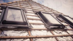Pose fenêtres de toit 13